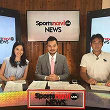 『スポナビライブ』で野球、B.LEAGUE、プレミアを生中継で視聴する